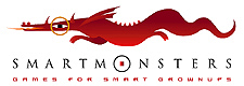 SmartMonsters dragon logo